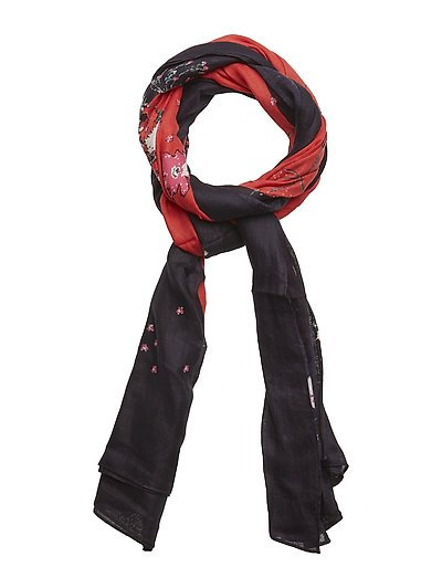 Rosaire Scarf - RED