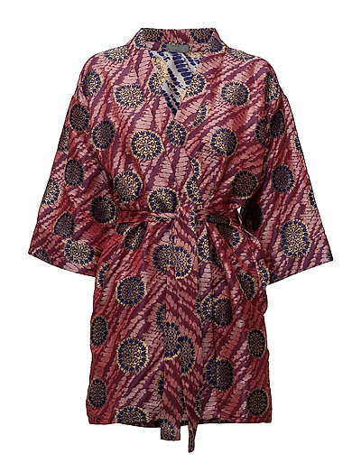 Sunnies Kimono - BORDEAUX