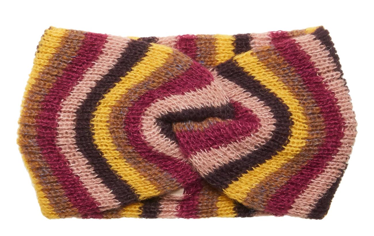 UNMADE Copenhagen Suma Headband - INCA PINKA