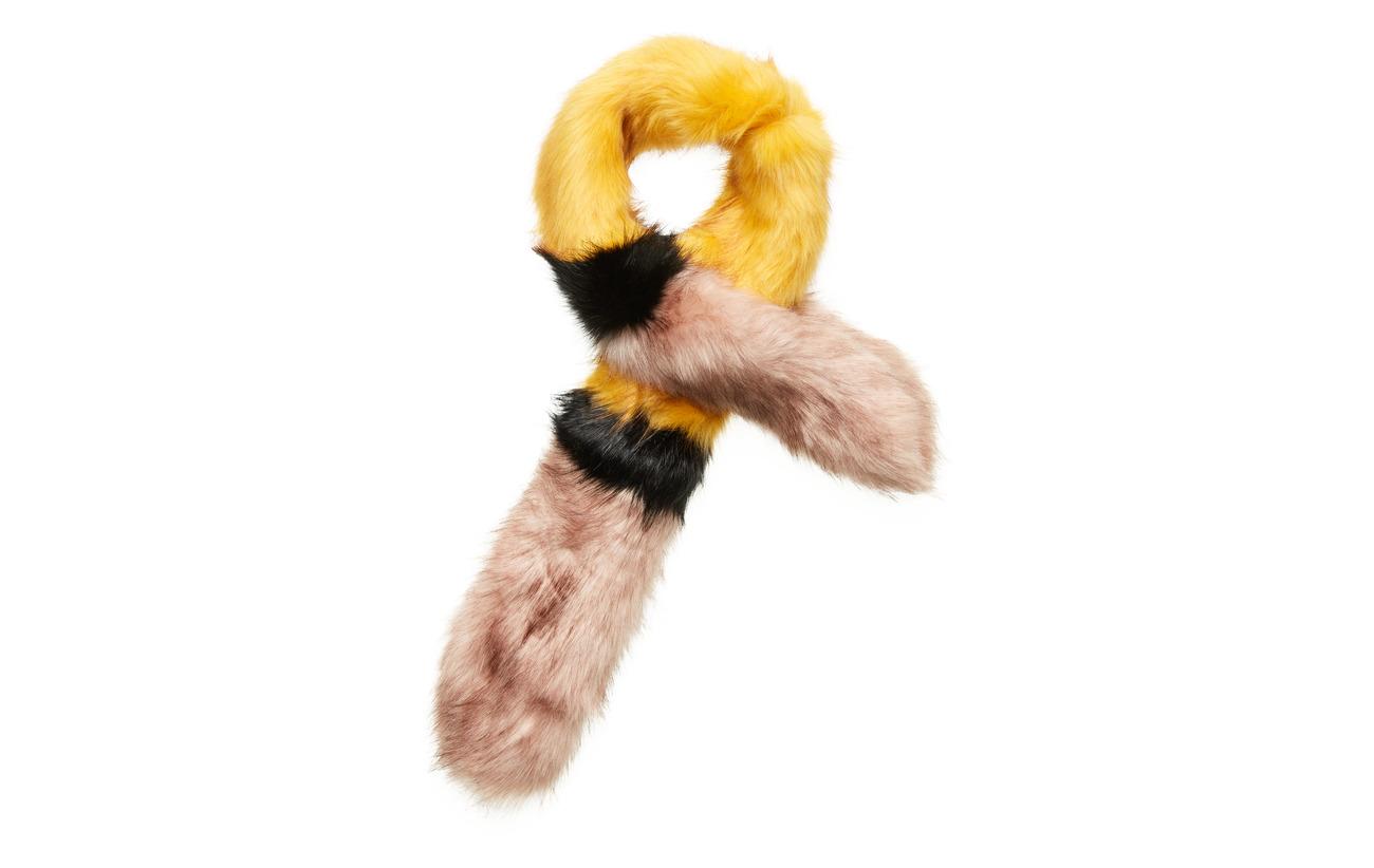 UNMADE Copenhagen Jennabel multi scarf - MULTI COLOUR