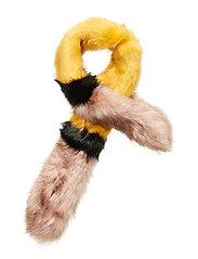 Jennabel multi scarf - MULTI COLOUR
