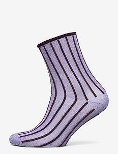 Carley sock - LAVENDER