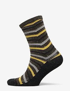 Belisma mesh sock - BLACK