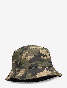 Ferne Bucket Hat - KHAKI
