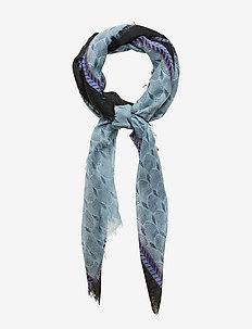 Elly Scarf - CLASSIC BLUE