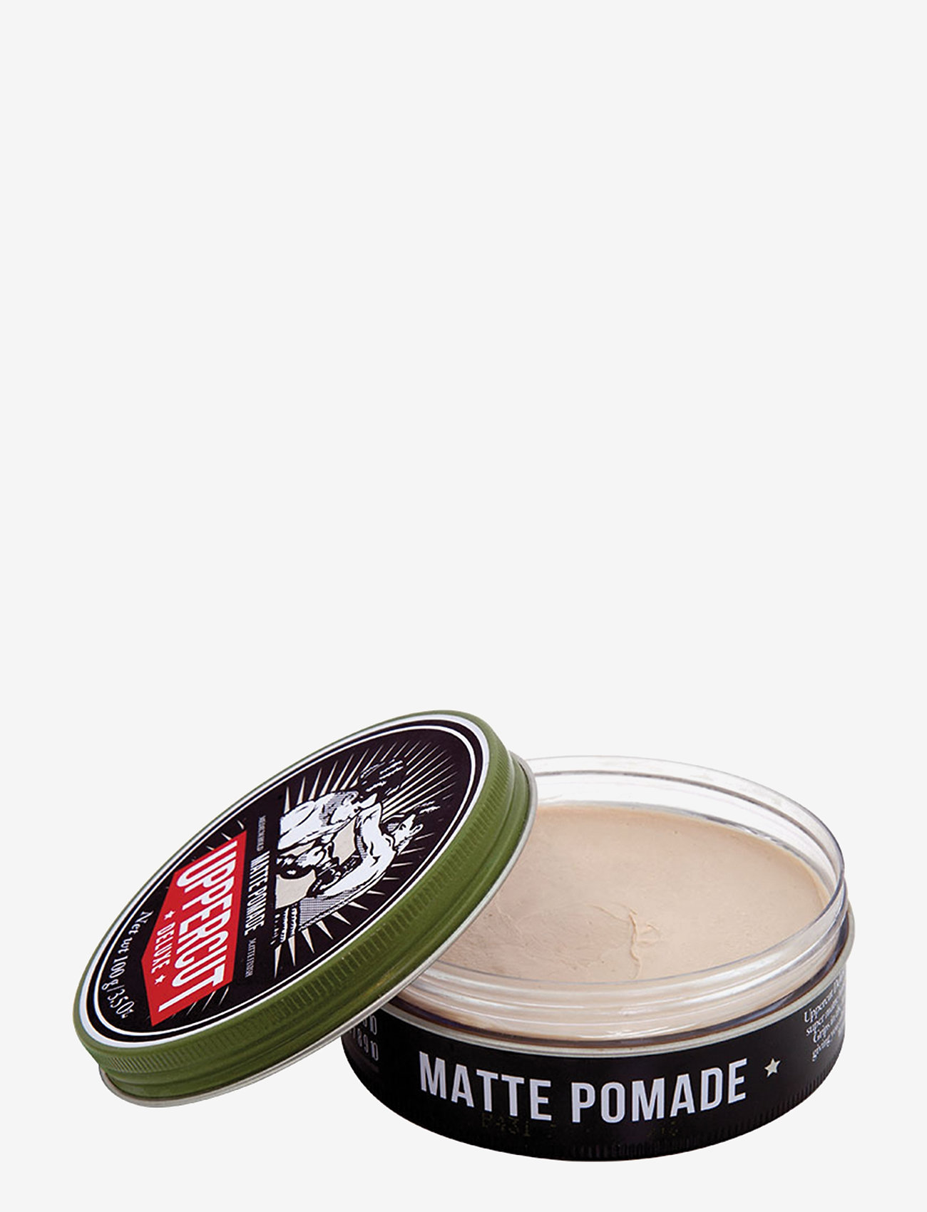 UpperCut - Matt Pomade - pomade - no colour - 1