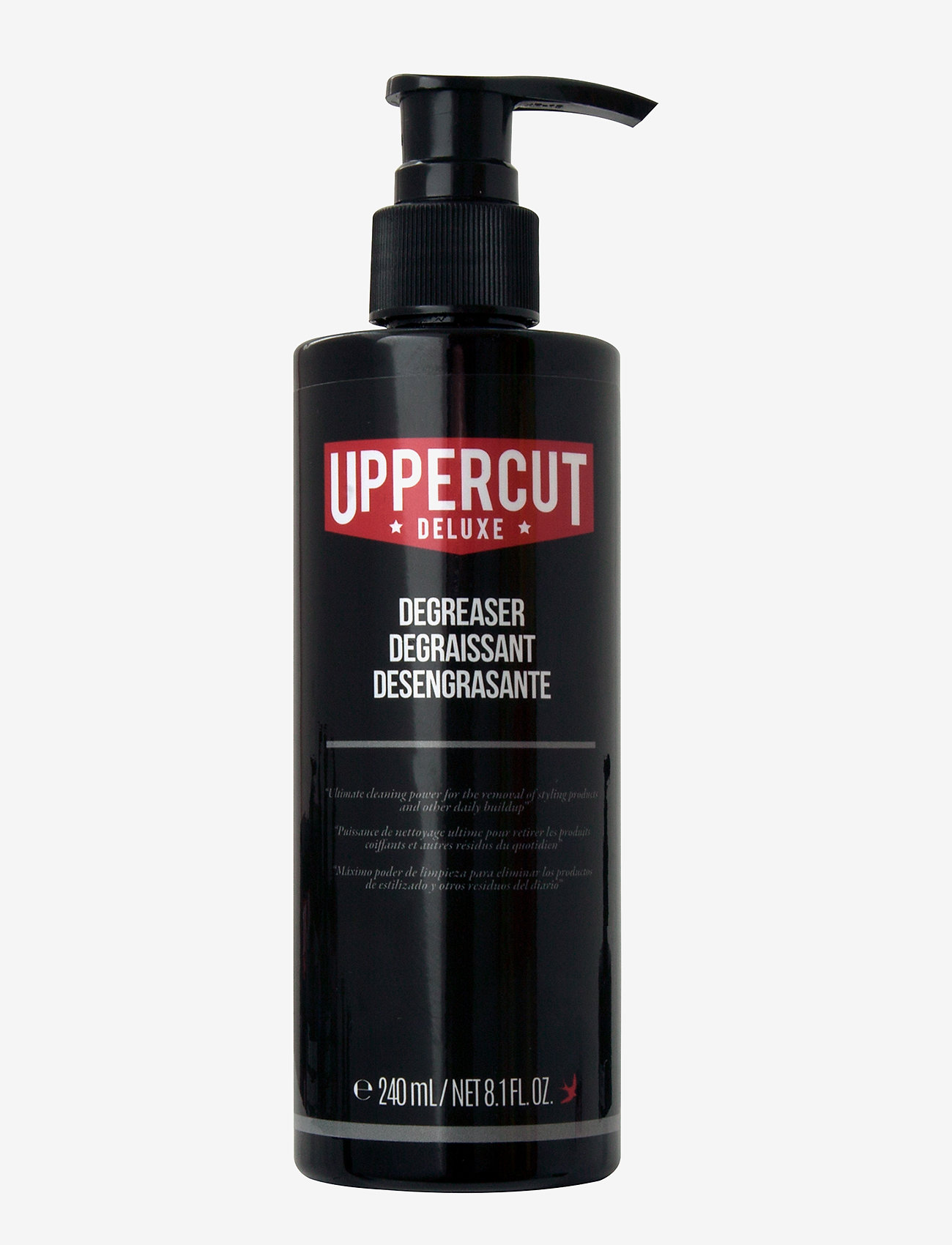 UpperCut - Degreaser - shampo - no colour - 0