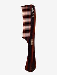UpperCut - Styling Comb Tortoise - hårbørster & kammer - tortoise - 0