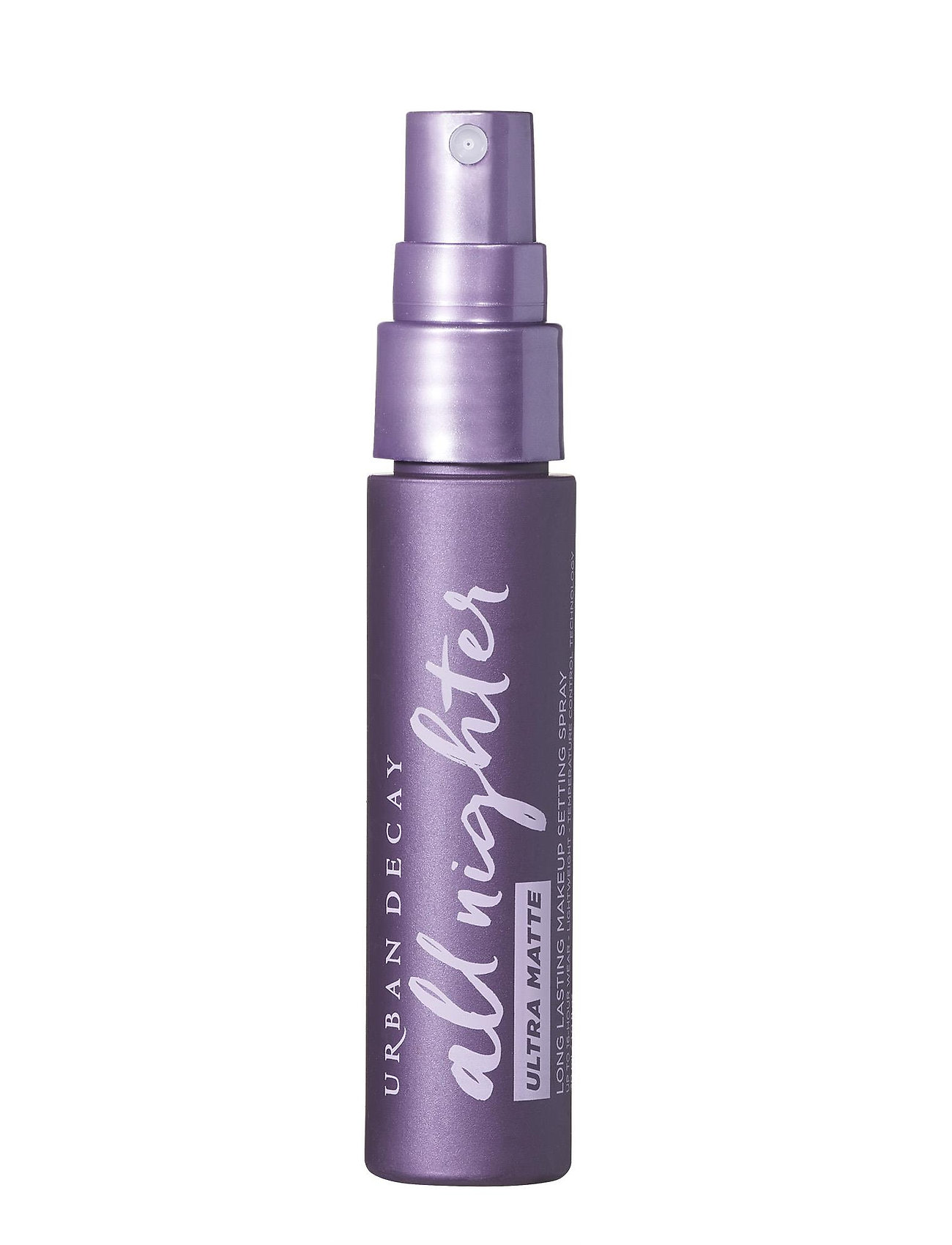 Urban Decay - All Nighter Ultra Matte Setting Spray Travel Size - setting spray - clear - 1