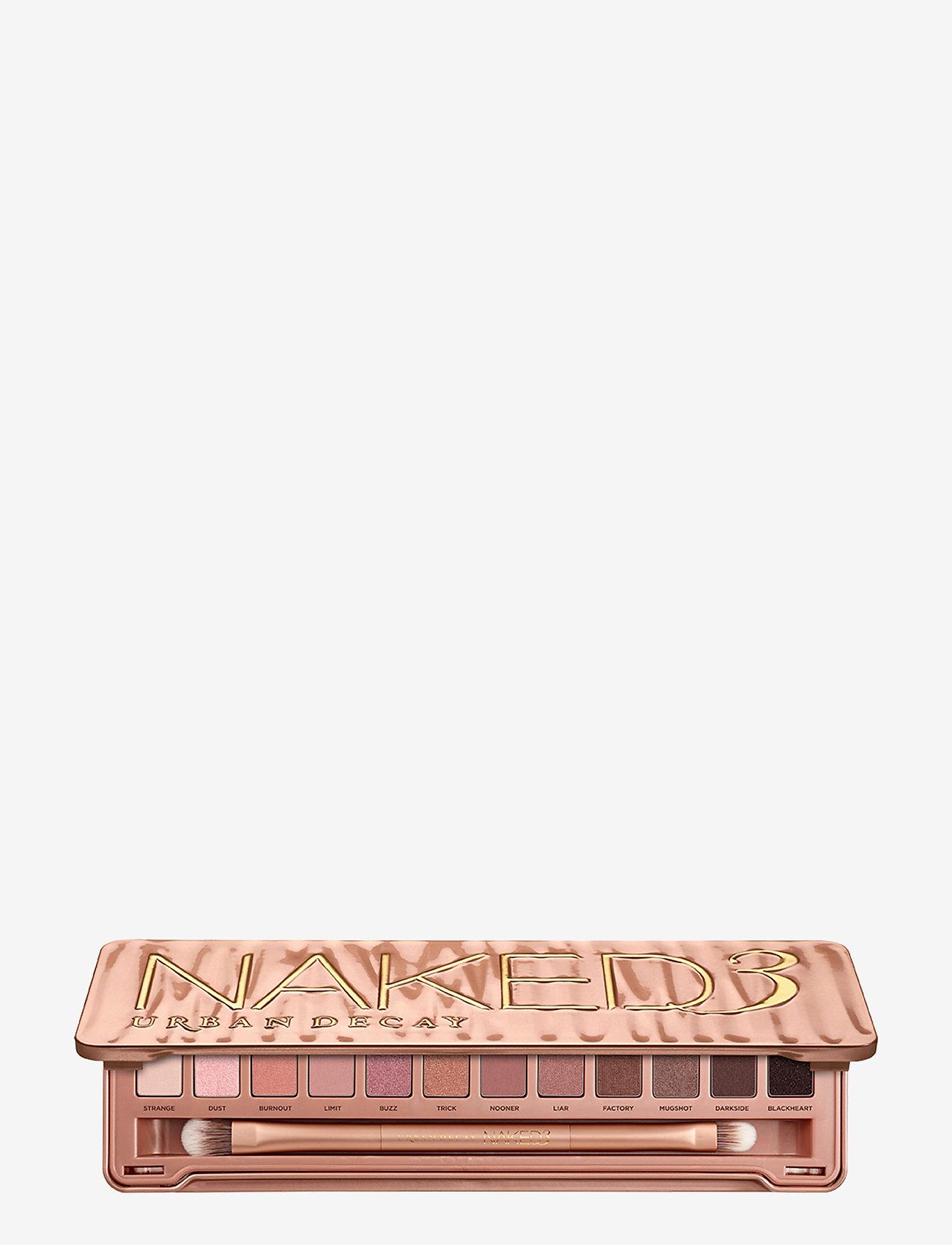 Urban Decay - Naked 3 Palette - Ögonskuggspalett - naked 3 - 0
