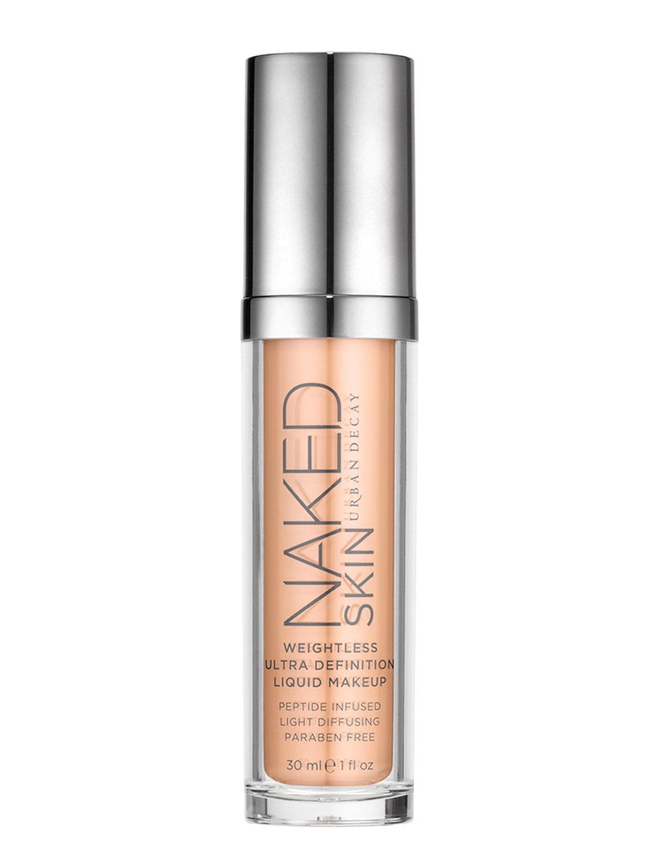 0.5 Naked Skin Liquid Makeup Meikkivoide Meikki Urban Decay
