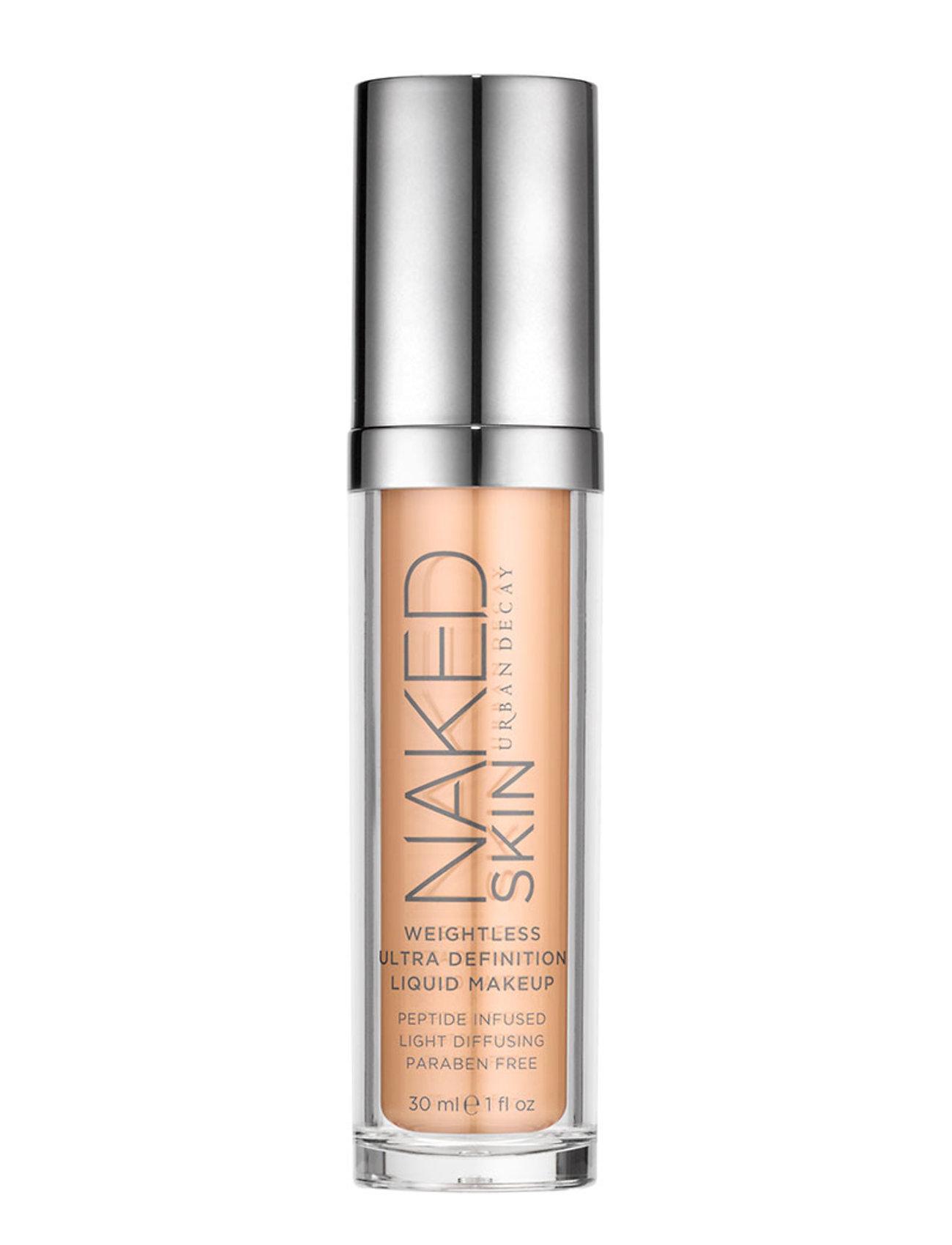 1.0 Naked Skin Liquid Makeup Meikkivoide Meikki Urban Decay