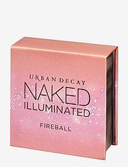 Urban Decay - Naked Illuminating Shimmering Powder - highlighter - fireball - 3
