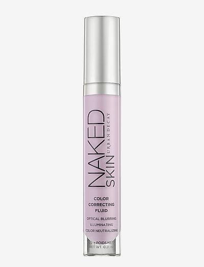 Naked Skin Color Correcting Fluid - concealer - lavender