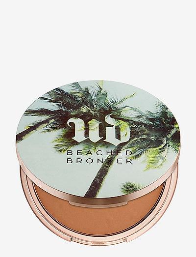 Beached Bronzer - bronzer & solpuder - bronzed