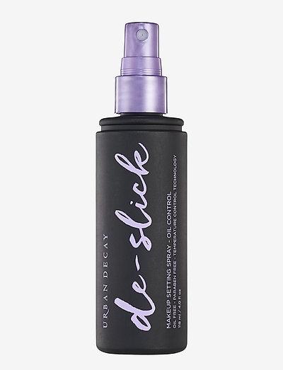 DE-SLICK SETTING SPRAY - setting spray - de slick