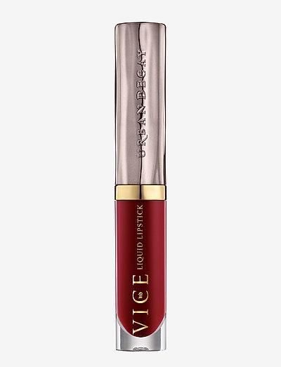 Vice Liquid - liquid lipstick - crimson