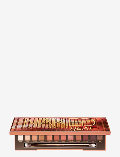 Naked Heat Eyeshadow Palette - Øjenskyggepalet - naked heat