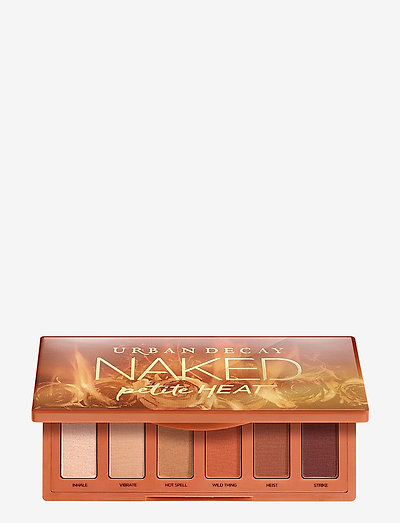 Naked Petite Heat Palette - Øjenskyggepalet - multi-color