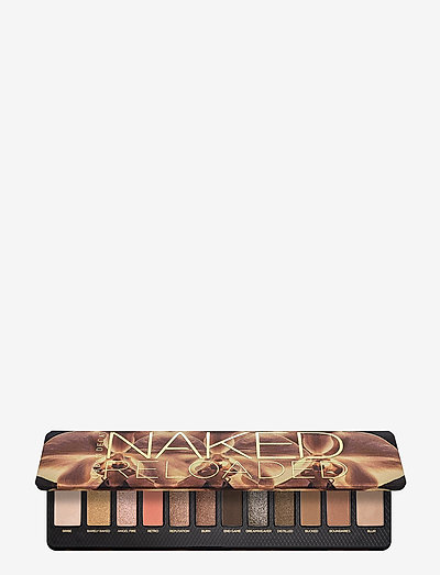 Naked Reloaded Eyeshadow Palette - Øjenskyggepalet - multi