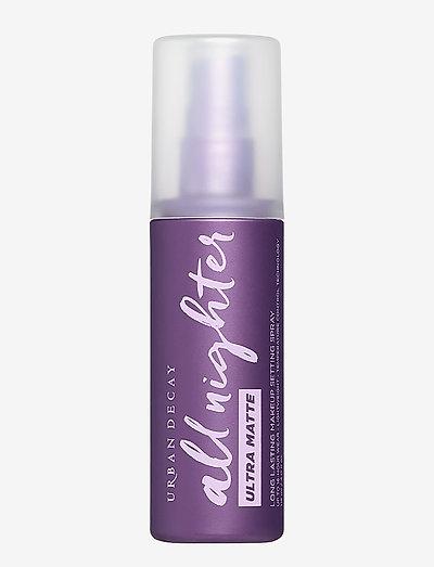All Nighter Setting Spray Ultra Matte - setting spray - ultra matte
