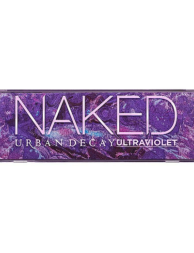 Naked Ultraviolette Eyeshadow Palette - Øjenskyggepalet - no colour