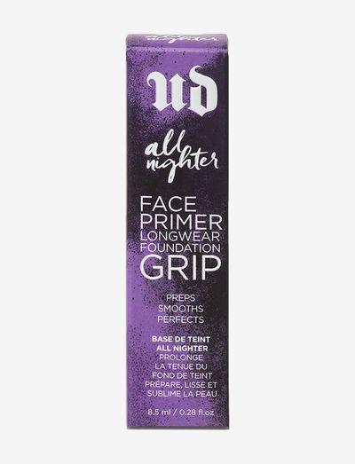 ALL NIGHTER FACE PRIMER TRVL - primer - clear