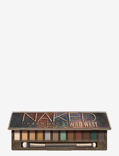 Naked Wild West Palette - Ögonskuggspalett - clear