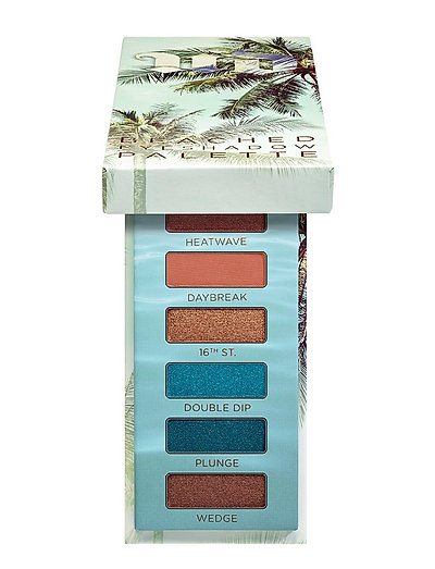 BEACHED EYESHADOW PALETTE - BEACHED