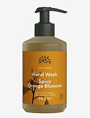 Urtekram - Spicy Orange Blossom Hand Wash 300 ml - handtvål - dark graphite - 0