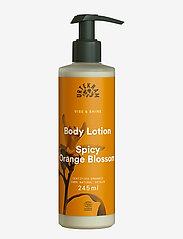 Urtekram - Spicy Orange Blossom Body Lotion 245 ml - body lotion - dark graphite - 0