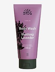 Urtekram - Soothing Lavender Body Wash 200 ml - shower gel - dark graphite - 0
