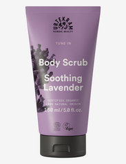 Urtekram - Soothing Lavender Body Scrub 150 ml - skrubb - clear - 0