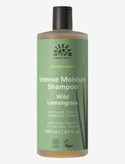 Urtekram - Intense Moisture Shampoo Wild Lemongrass Shampoo 500 ml - shampoo - dark graphite - 0