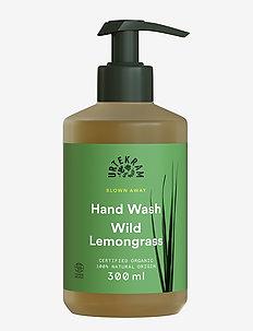 Wild Lemongrass Hand Wash 300 ml - handtvål - dark graphite