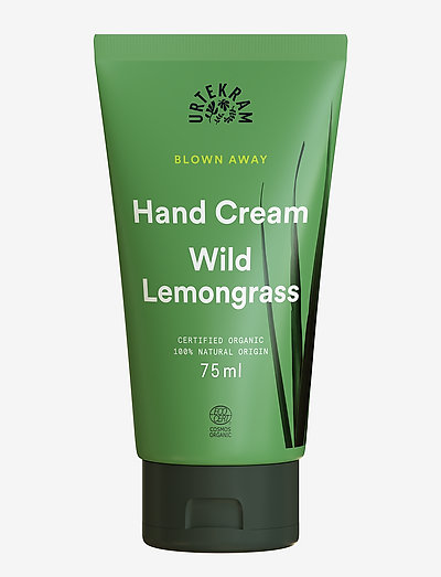 Blown Away  Handcream Organic 75 ml - käsivoide - dark graphite
