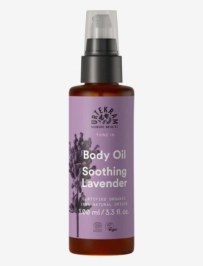 Soothing Lavender Body Oil 100 ml - kroppsolja - clear