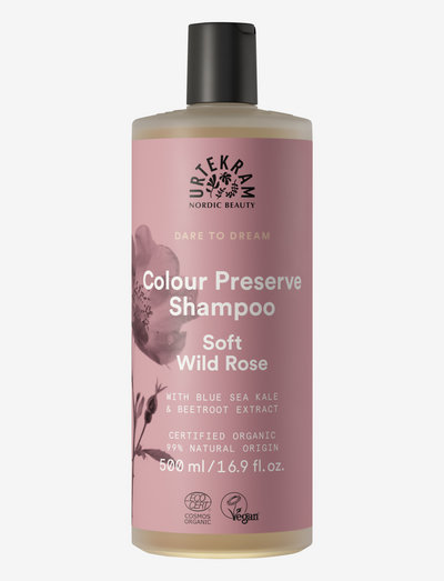 Color Preserve Shampoo Soft Wild Rose Shampoo 500 ml - shampoo - dark graphite