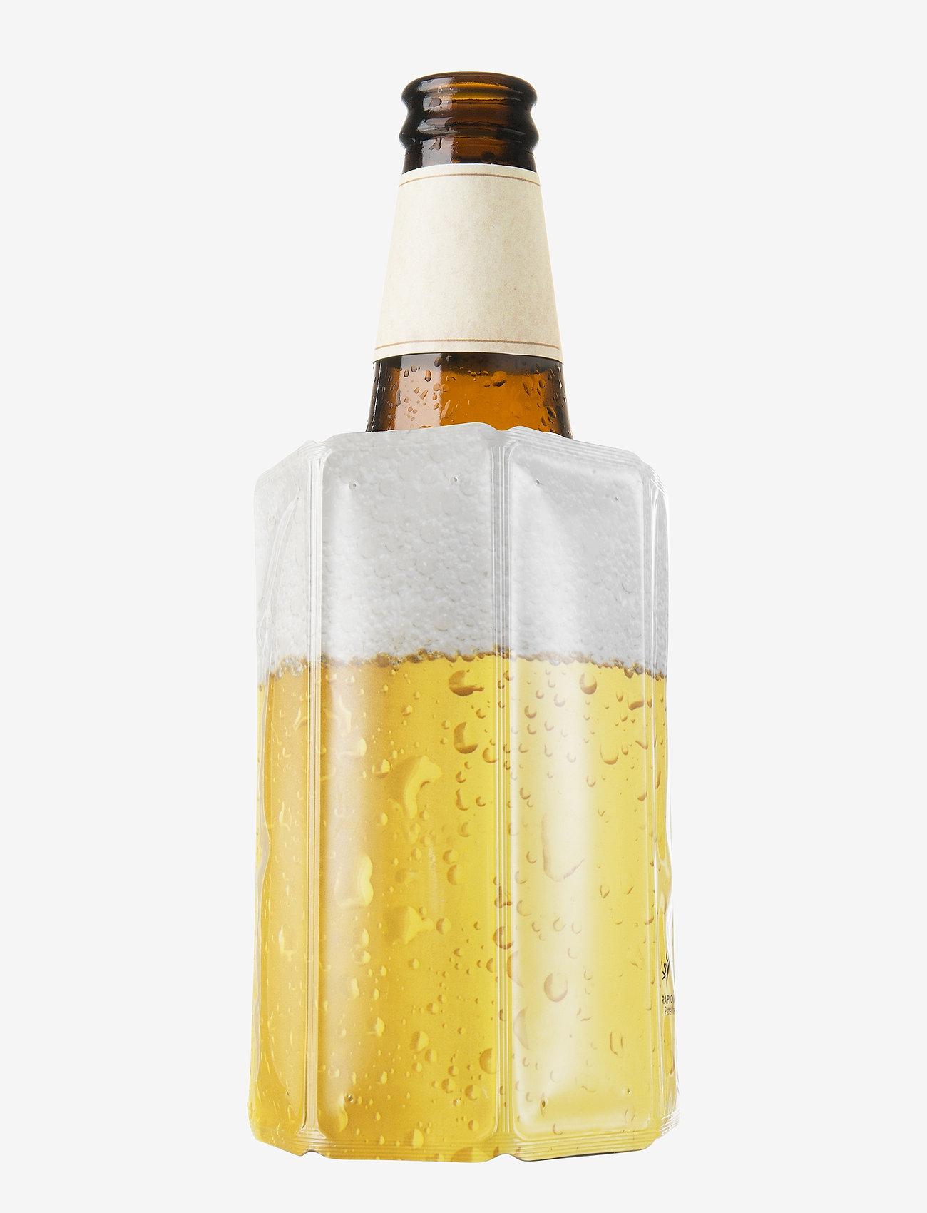 Vacuvin - Active Beer Cooler - vin & champagnekjølere - white,yellow - 0
