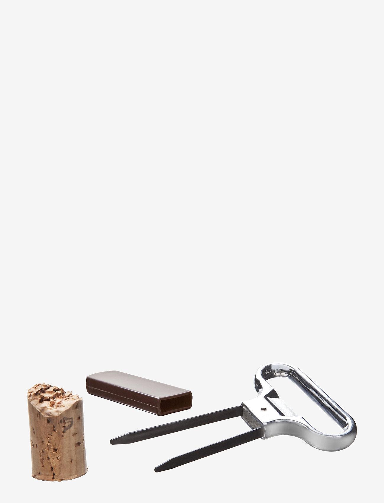 Vacuvin - Cork Puller - vinåpnere & korketrekkere - black - 0