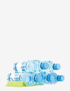Bottle rack - vattenflaskor & glasflaskor - clear