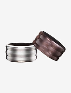 Wine Collar Set of 2 - korkkiruuvit & avaajat - clear