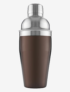 Cocktail Shaker - cocktail shakere - silver, dark red
