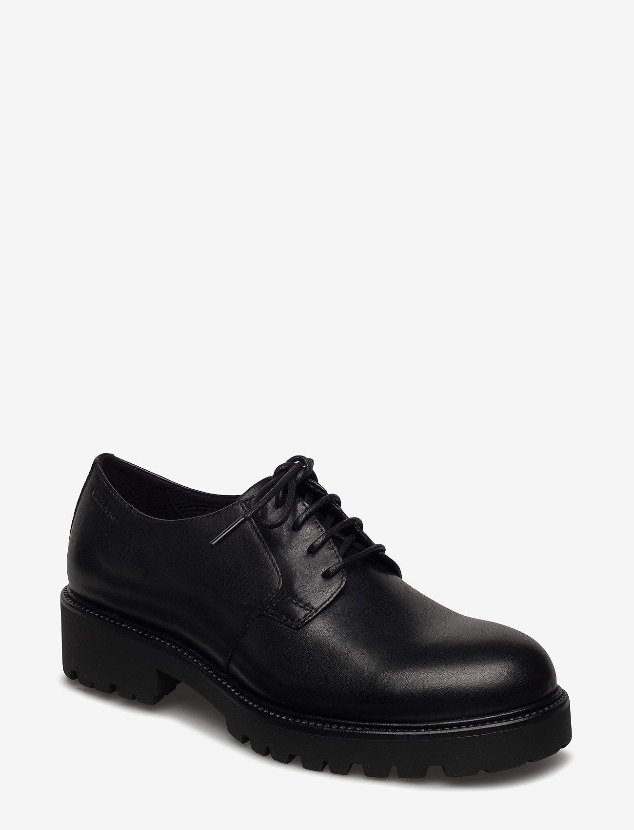 VAGABOND - KENOVA - buty sznurowane - black - 0