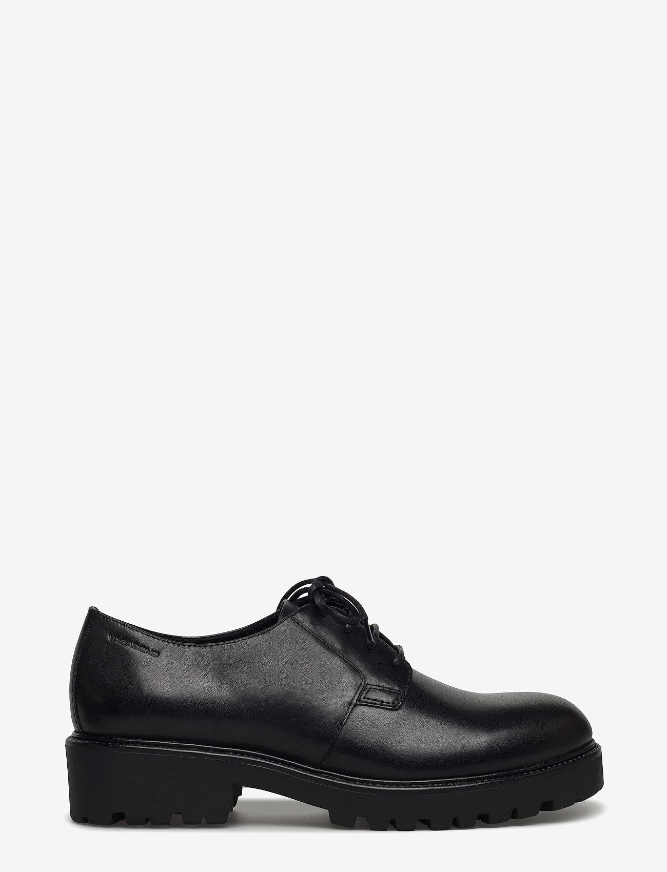 VAGABOND - KENOVA - buty sznurowane - black - 1