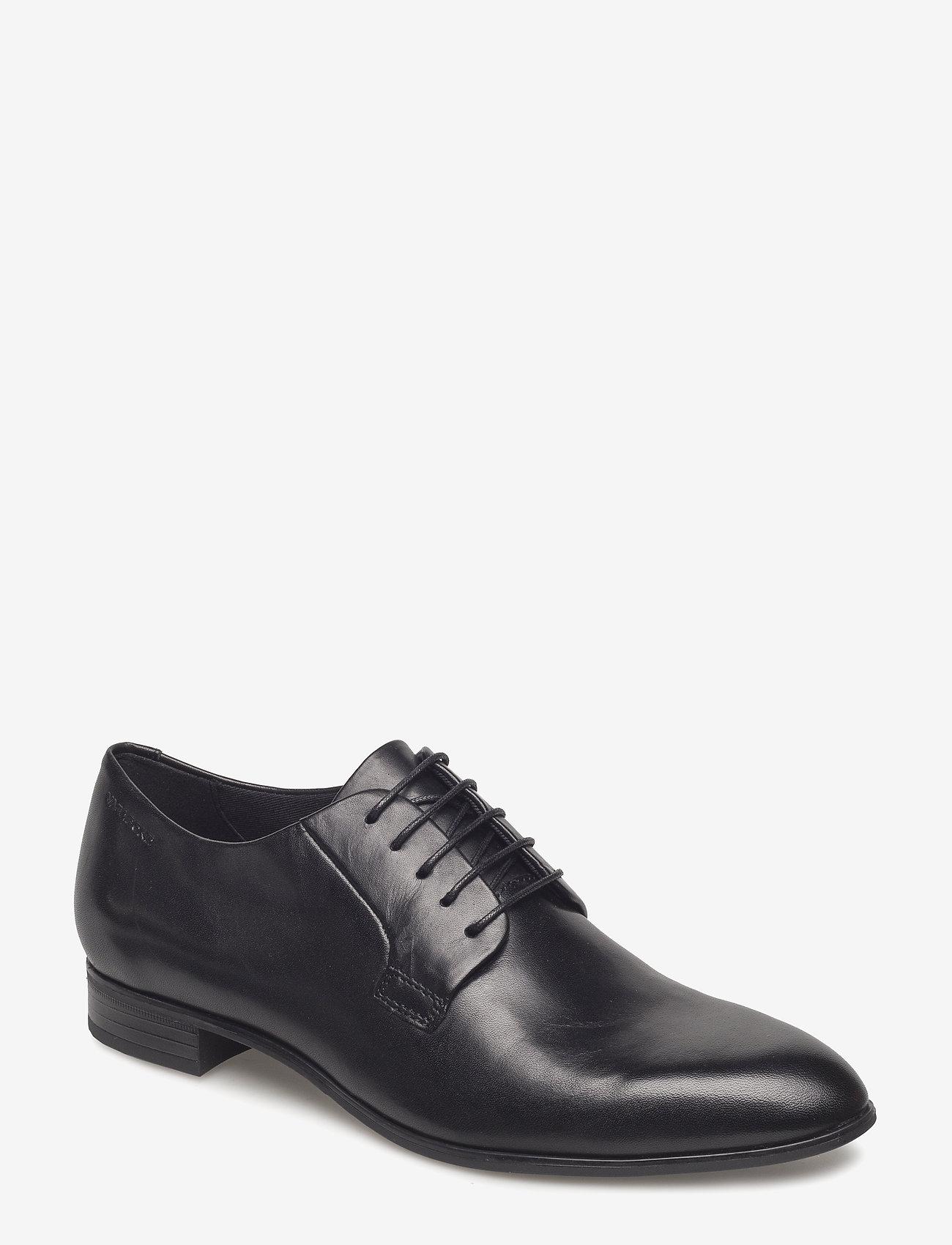 VAGABOND - FRANCES - buty sznurowane - black - 0