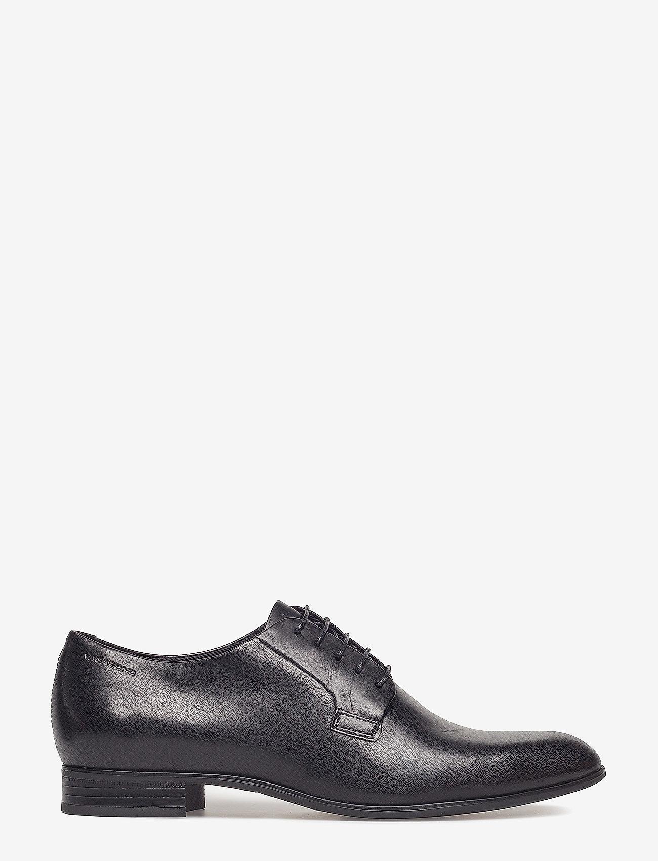VAGABOND - FRANCES - buty sznurowane - black - 1
