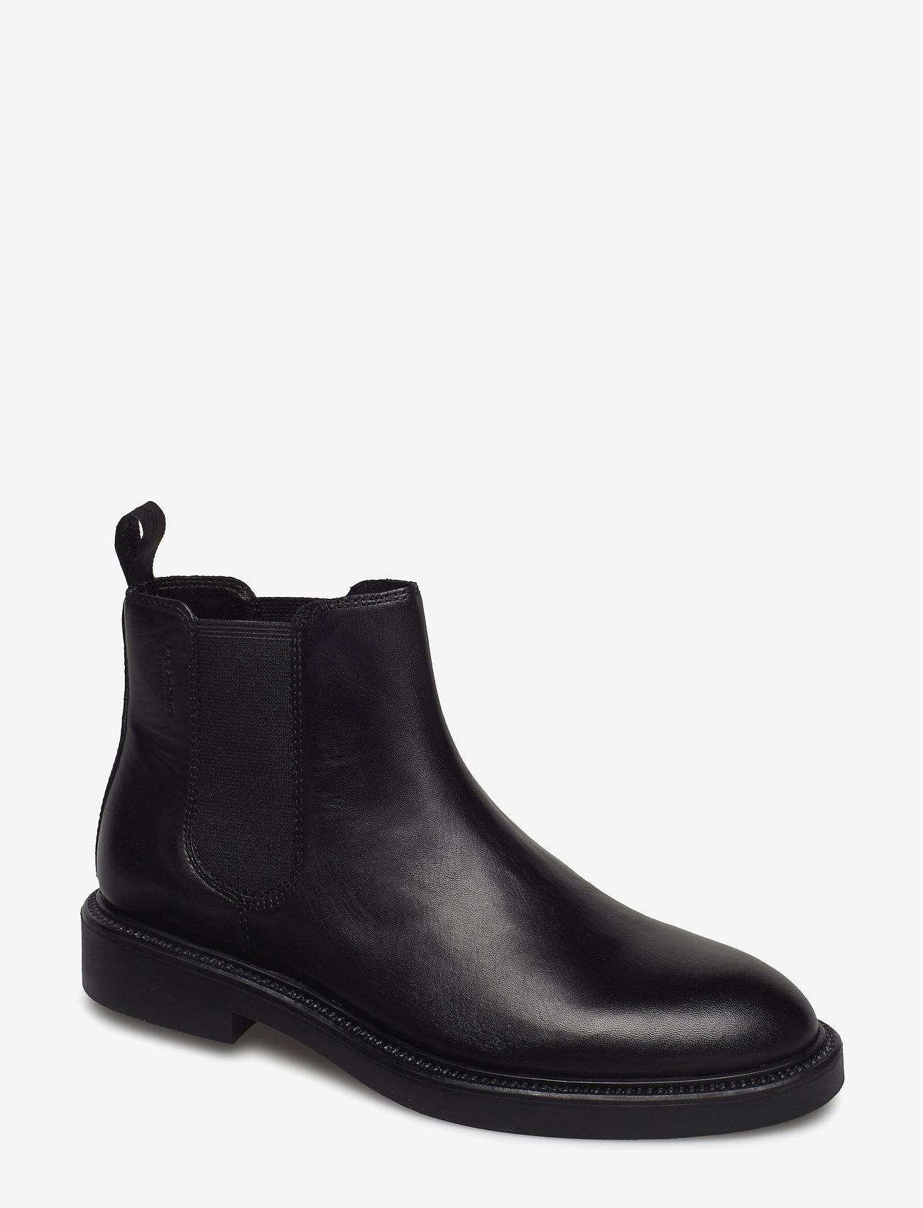 VAGABOND - ALEX W - chelsea boots - black - 0