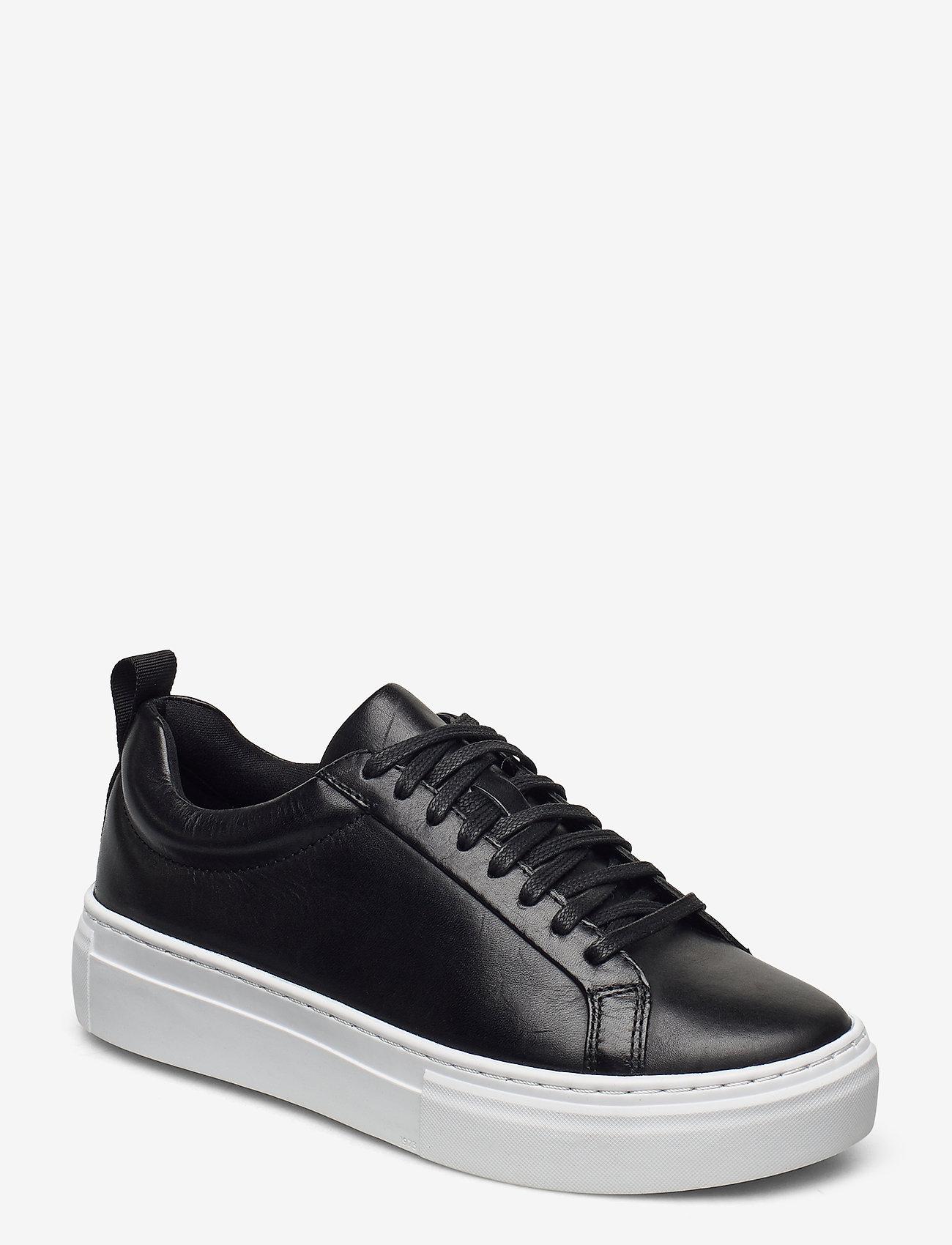 VAGABOND - ZOE PLATFORM - sneakersy niskie - black - 1