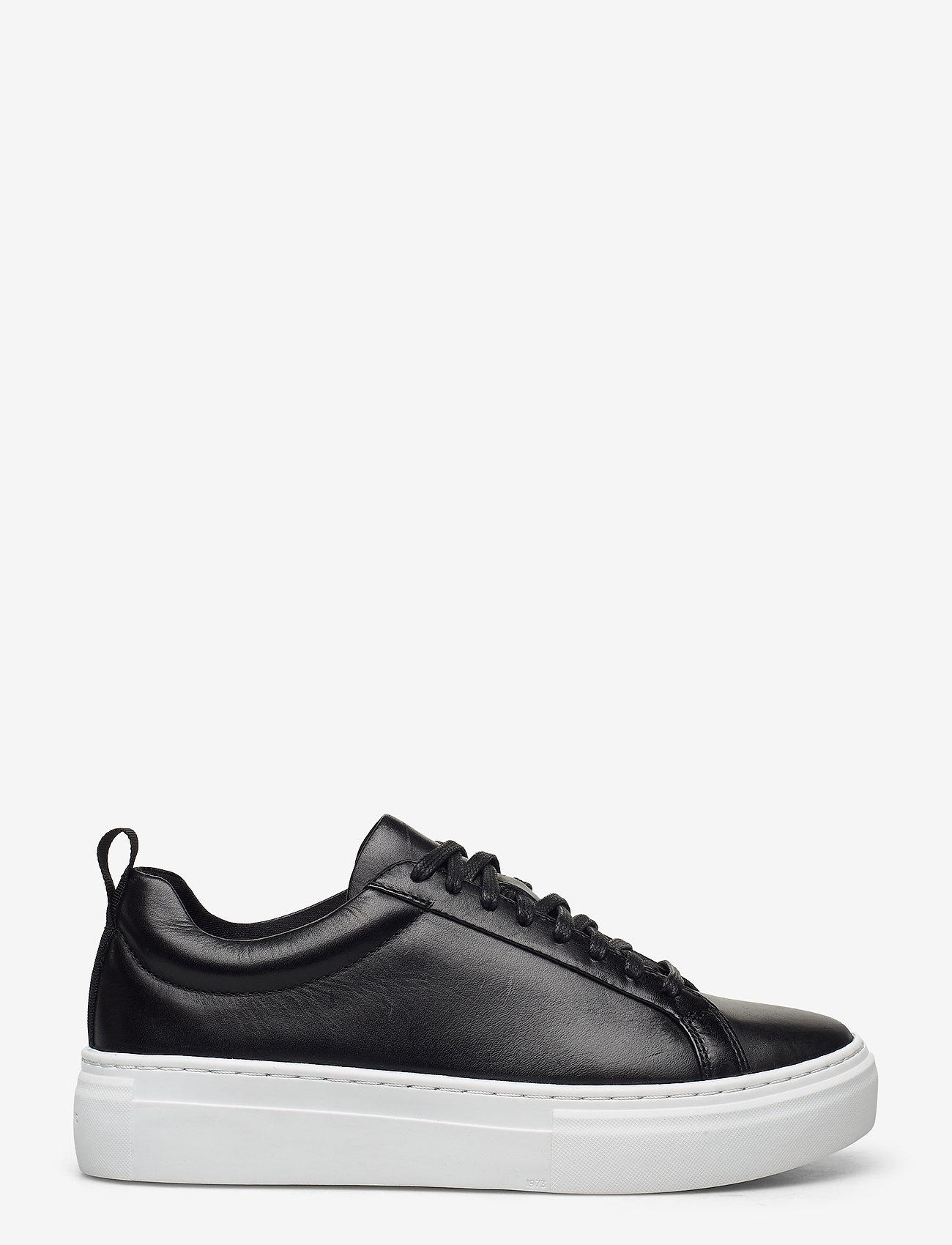 VAGABOND - ZOE PLATFORM - sneakersy niskie - black - 0